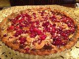 Cranberry Cashew Tart