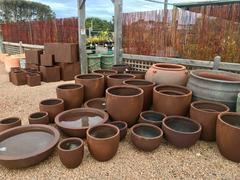 Pots & Garden Sculpture