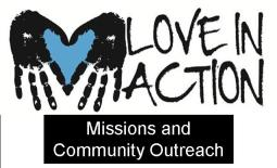 Missions & Community Outreach