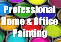 Professional House Office Painting Contractors