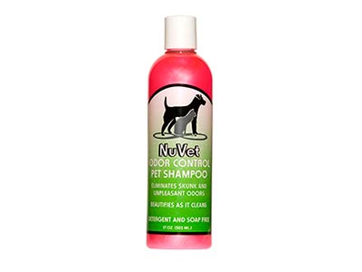 Odor Control Shampoo