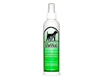 NuVet Soothing Skin Spray