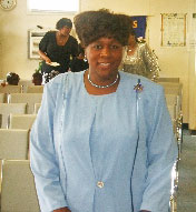 Missionary Deborah Cannon - Women's Department President