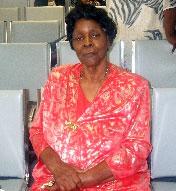 Mother Naomi Parker