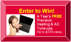 Enter to win a year's free tune-ups
