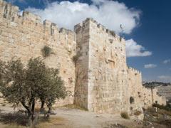 Building a Spiritual Wall for Men Today