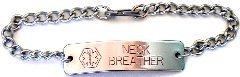 Neckbreather Bracelet