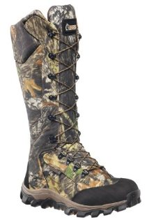 Rocky Lynx Waterproof Snake Boot Mossy Oak Break-Up® Camo