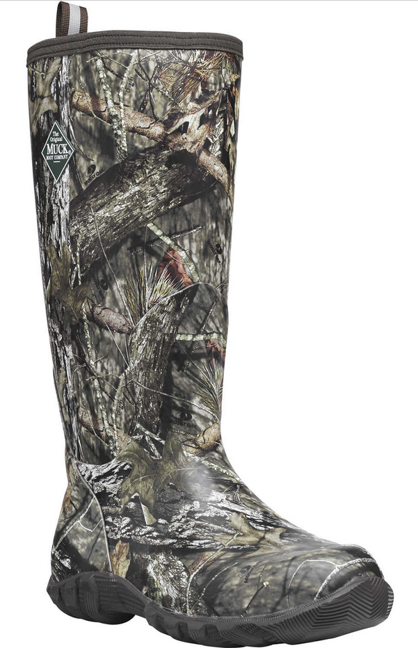 Muck Boot 16 Quot Woody Blaze Snake Boots Snake Protection
