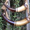 Primer Horn - Matched Powderhorn Set