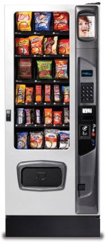 Mercato 3000 vending machine