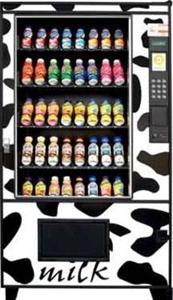 Milk Machine vending machine