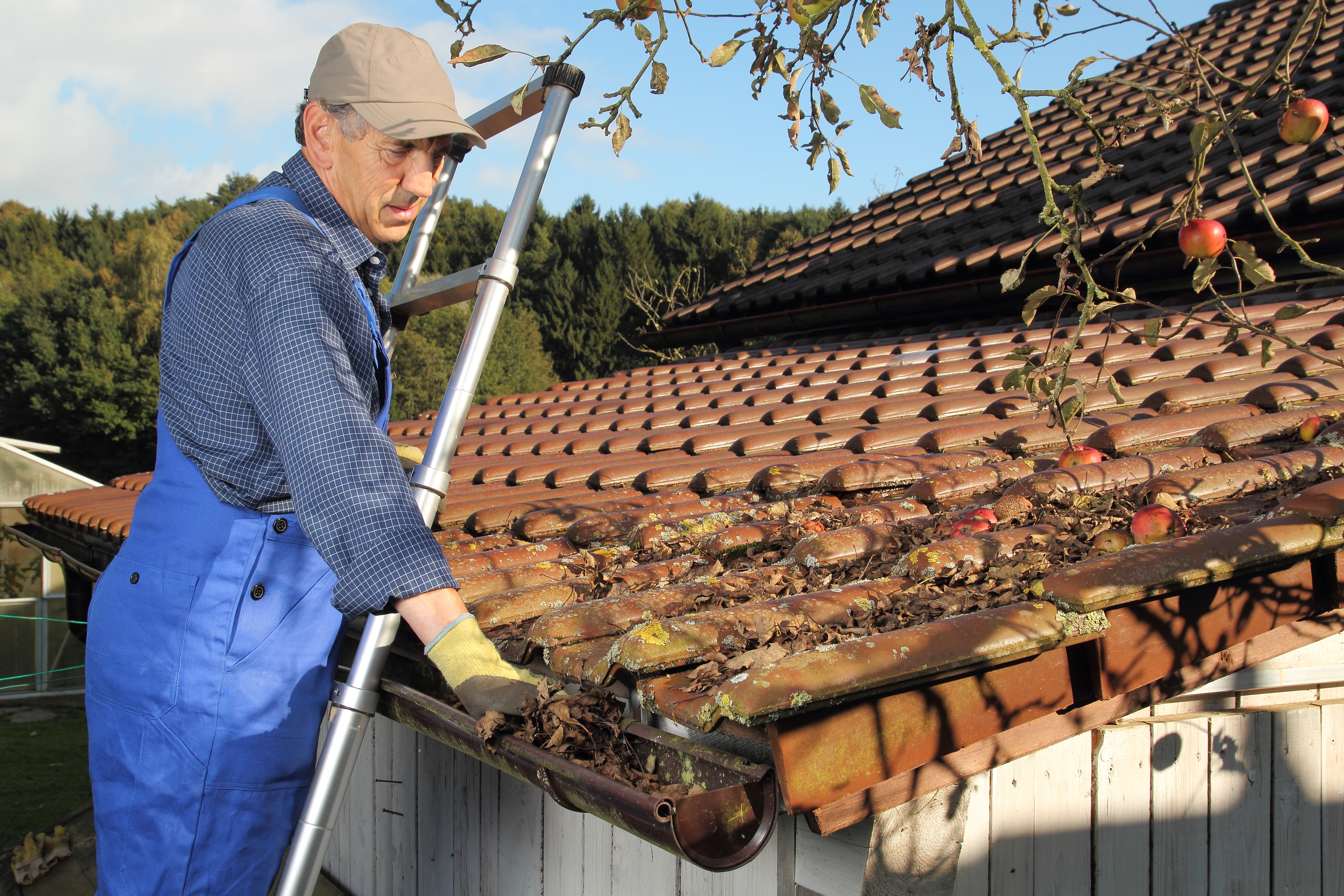 Gutter Repair Fort Myers