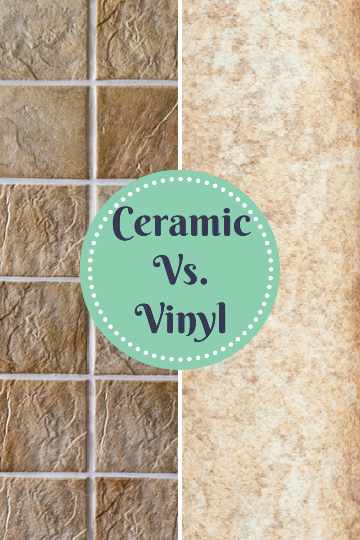 Ceramic Tile vs. Vinyl Tile Flooring