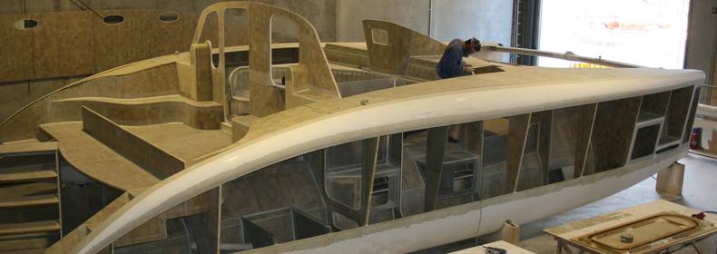 Catamaran Kits   Spirited Assembly System