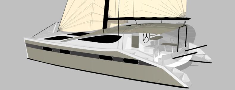 Cruising Catamaran Kits | Cruising Construction Plans