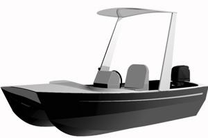 Tender Catamaran Kits | Tender Catamaran Plans | Ripple Tenders