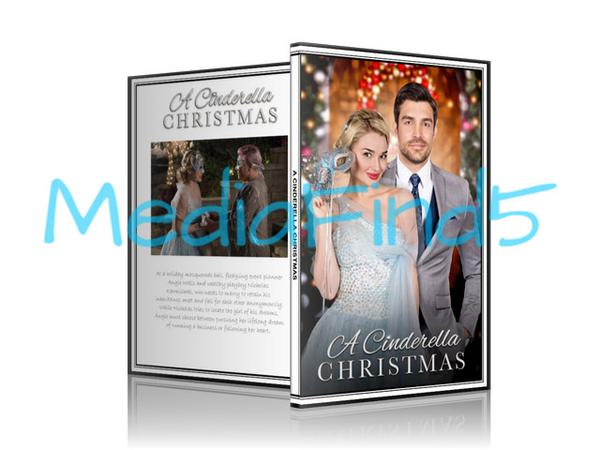 A Cinderella Christmas.A Cinderella Christmas Downloadable Cover