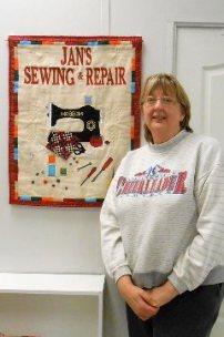 Jan's Sewing & Repair