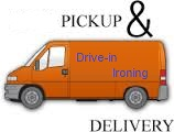 Drive-in Ironing Mobile Service