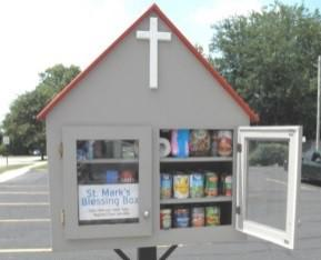 St. Mark's Blessing Box