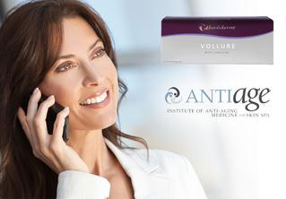 Juvederm Vollure XC now available at Anti-aging Institute
