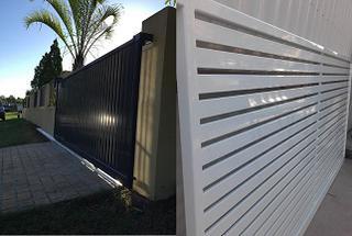 Vertical & Horizontal Slat Gates