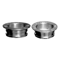 C-Spec 4000 Stainless Grommets, Snap Ring Retained (Camloc� compatible)