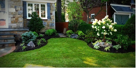 Cost Of Landscaping Garden Washington dc landscaping in washington dc many homeowners desire a beautiful landscape but are often discouraged by the lack of time and money needed to create and care for the workwithnaturefo