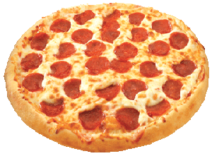 Pepperoni Pizza - $9.99