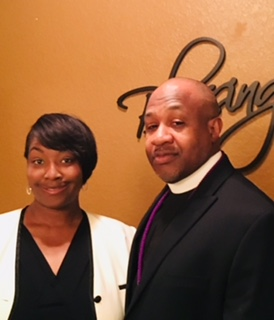 Blessings, Pastor & Co-Pastor White
