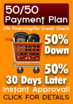 50 50 Payment Plan