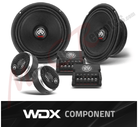 DB Drive WDX Component Series