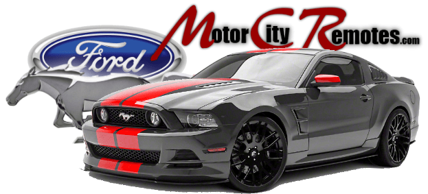 Ford Mustang Remote Starters and Security System Kits
