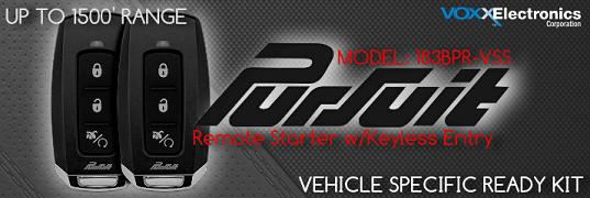 DIY Vehicle Specific Remote Car Starter
