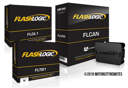 FLCAN, FLDL1, FLTB1 Flashlogic Bypass Interface Kits