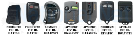 No Longer Manufactured Pursuit and Prestige Replacement Remote Substitute