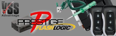 Flashlogic Prestige 57Z-VSS Remote Starters