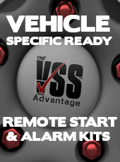 DIY Direct-Connect Vehicle Specific Remote Starters Alarm System Kits
