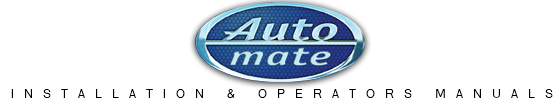 Automate Installation and Owners Manuals