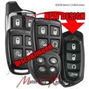 Code Alarm FCC ID H5OT49 CATX4 Replacement Remote