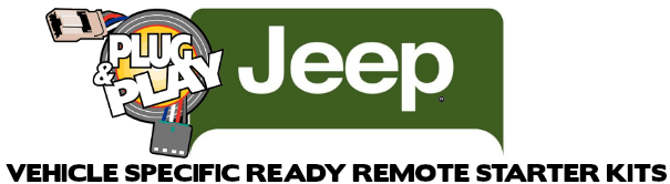 Jeep Plug and Play Remote Starter Kits