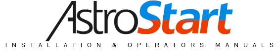 AstroStart Installation and Owners Manuals