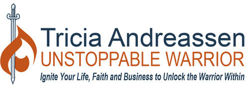 Tricia Andreassen Unstoppable Warrior