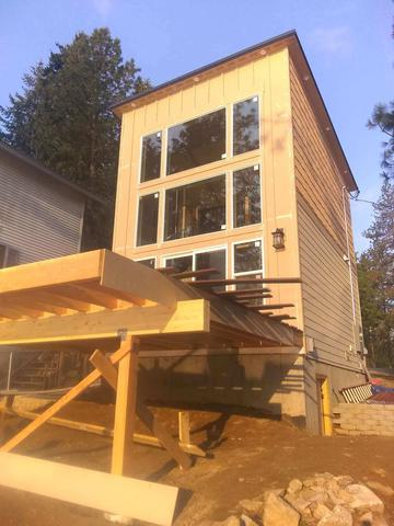 Remodel Spokane project Building addition to home