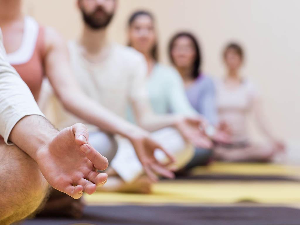 Forum Fitness Yoga Class Westland Mi