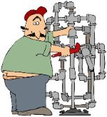 Bad plumber