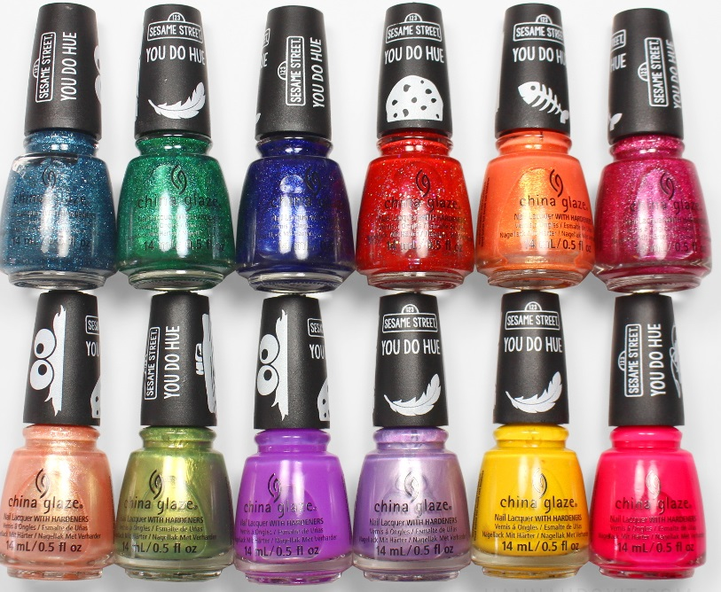 CHINA GLAZE YOU DO HUE