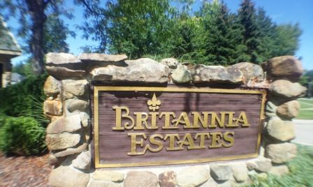 Britannia Estates Homes for Sale in Avon Lake Ohio