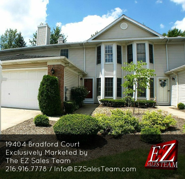 Top Strongsville Ohio Realtor Echo Lake Sold Home